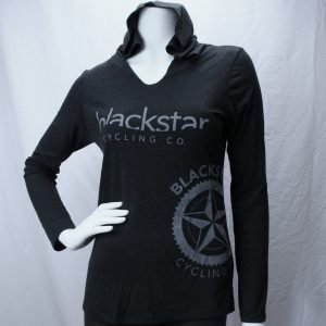 Blackstar Cycling Ladies Lightweight Hoodie