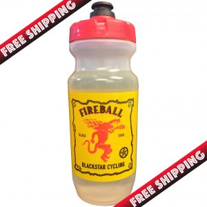 Fireball Whiskey Water Bottle